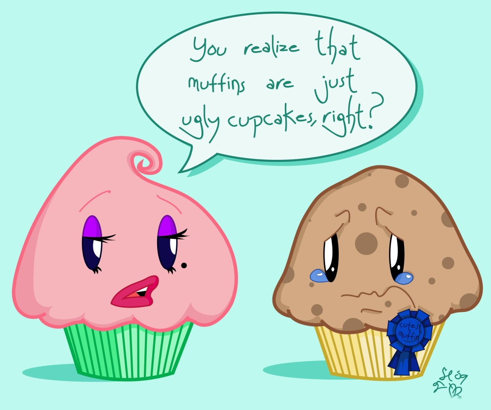 What exactly is a cupcake?
