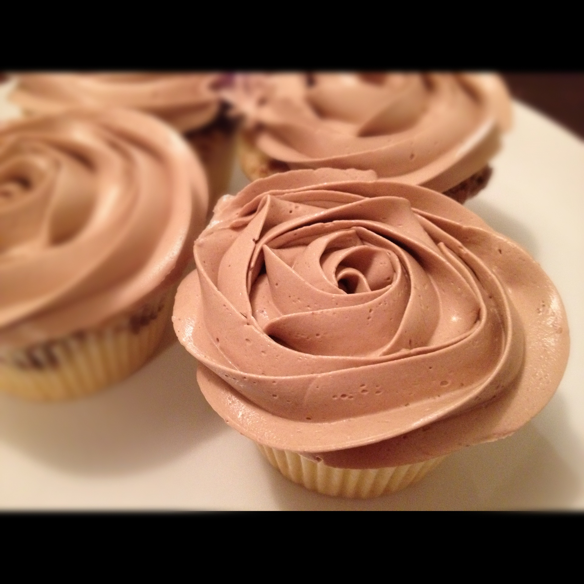 Nuts for Nutella! | Adventures in Cupcakes