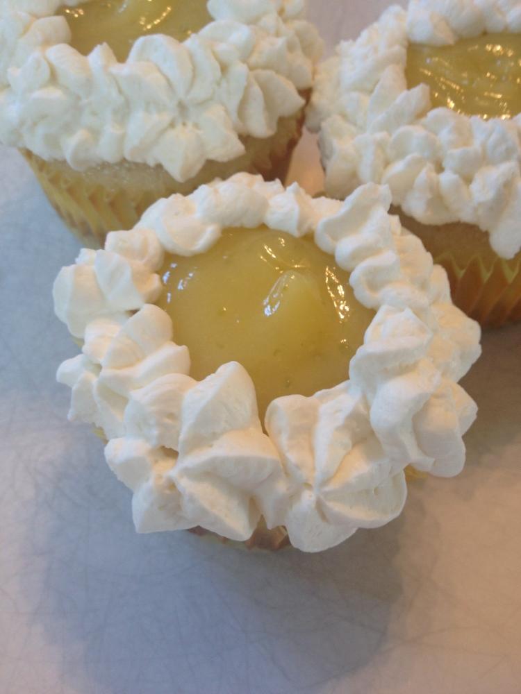 Key Lime Pie Cupcakes (3/4)