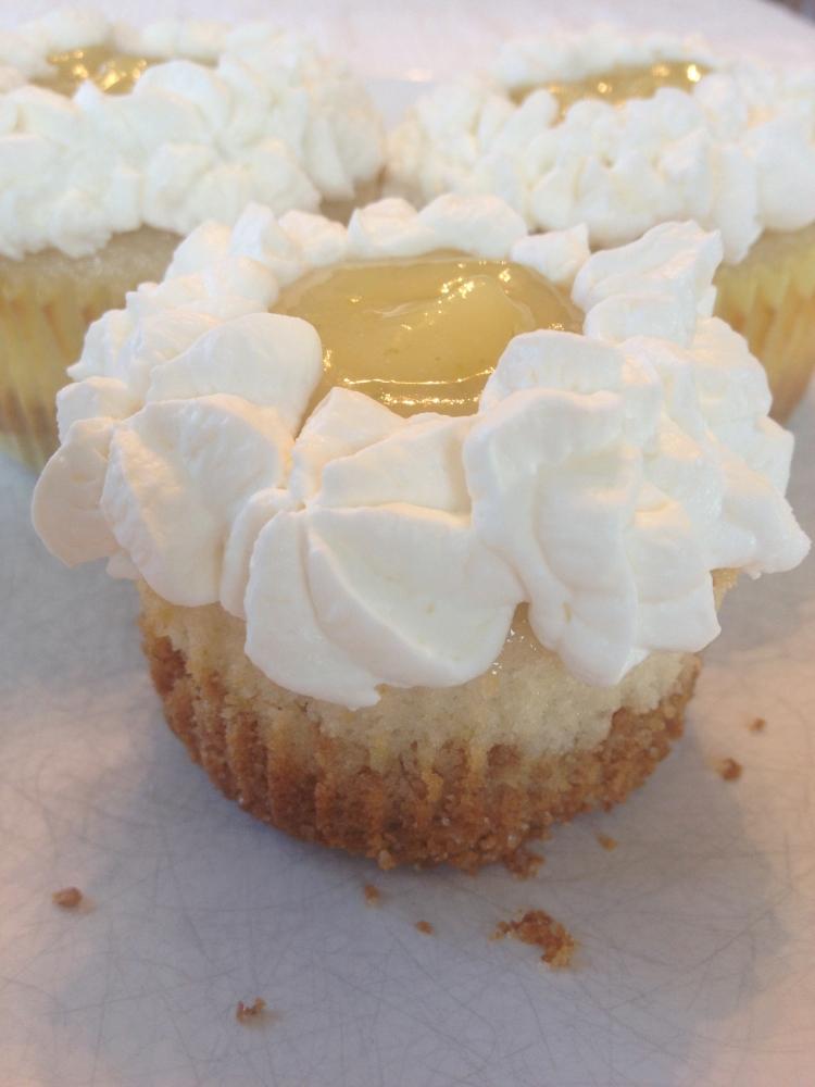 Key Lime Pie Cupcakes (4/4)