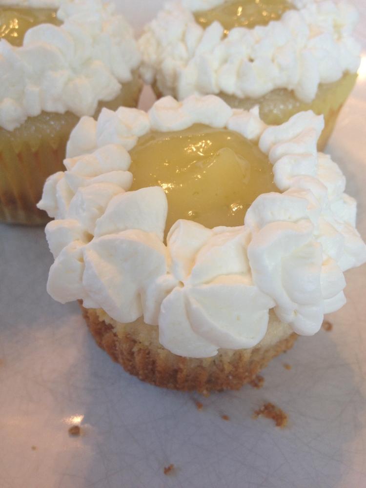 Key Lime Pie Cupcakes (1/4)
