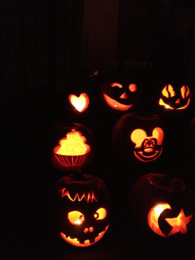 Happy Halloween! (1/2)